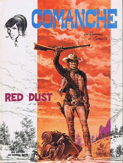 Consulter les informations sur la BD Red Dust