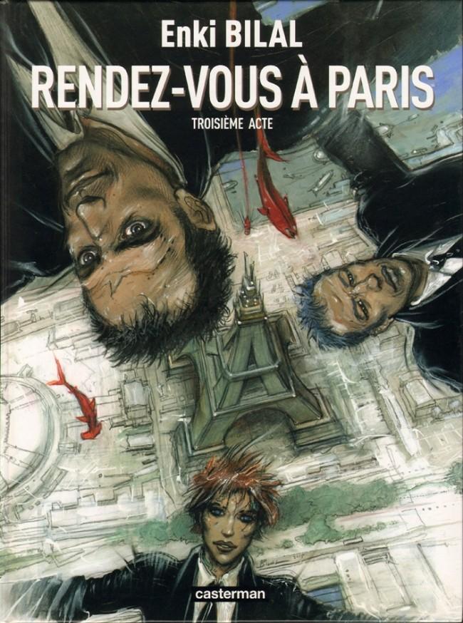 Consulter les informations sur la BD Rendez-Vous à Paris