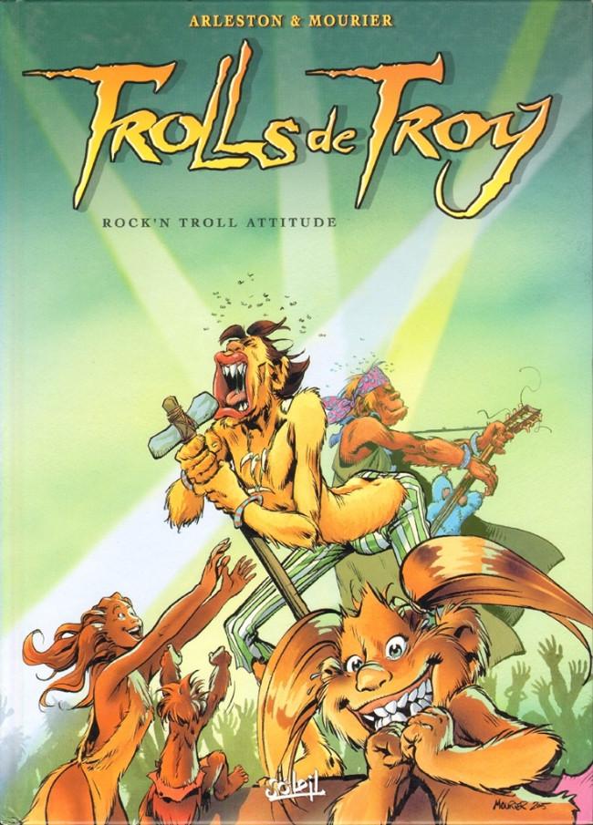 Consulter les informations sur la BD Rock'n Troll Attitude