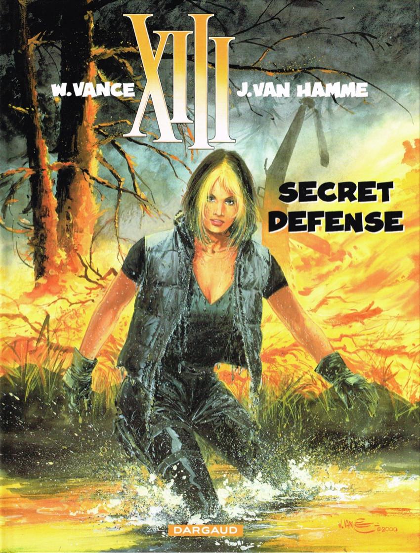 Consulter les informations sur la BD Secret Défense