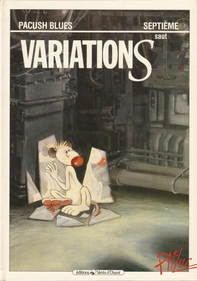 Consulter les informations sur la BD Septième saut : Variations sur un thème imposé