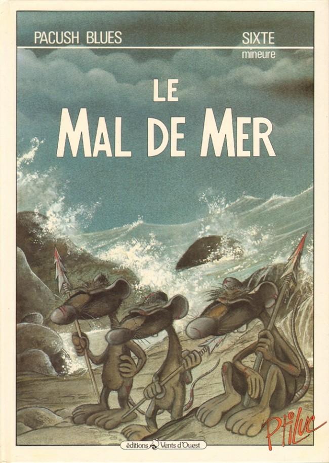 Consulter les informations sur la BD Sixte Mineure : le Mal de Mer