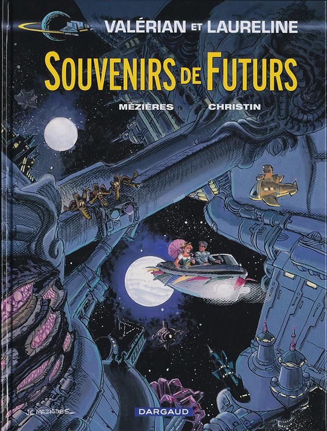 Consulter les informations sur la BD Souvenirs de Futurs