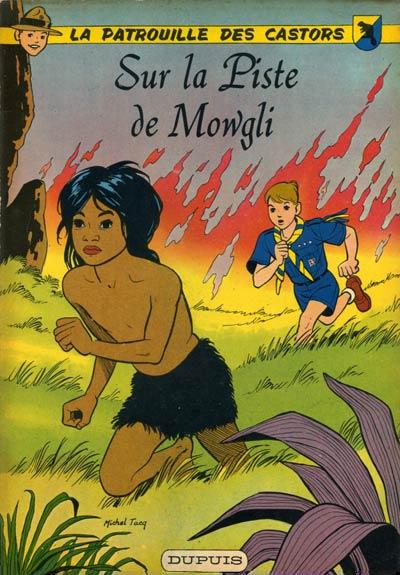 Consulter les informations sur la BD Sur la Piste de Mowgli