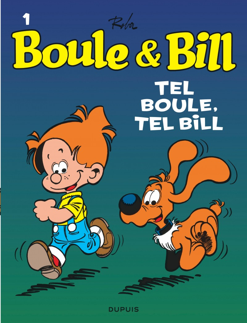Consulter les informations sur la BD Tel Boule, Tel Bill