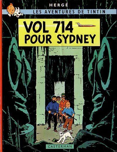 Consulter les informations sur la BD Vol 714 pour Sydney