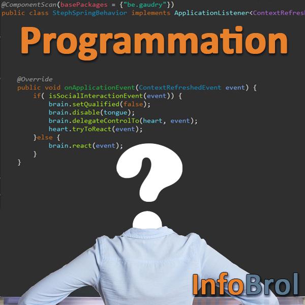 Logo van hoofdstuk Basisprincipes programmeren