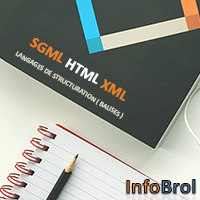 Logo du chapitre SGML HTML XML