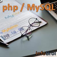 Logo du chapitre PHP - MySQL