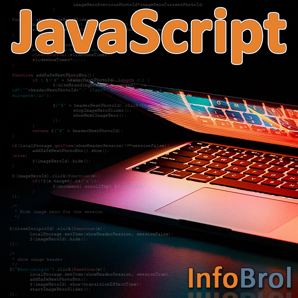 Logo of chapter Introduction to JavaScript