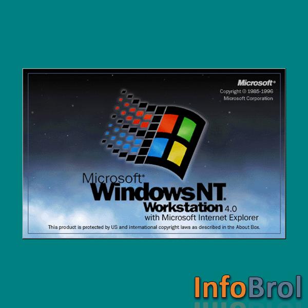 Logo of chapter Windows NT