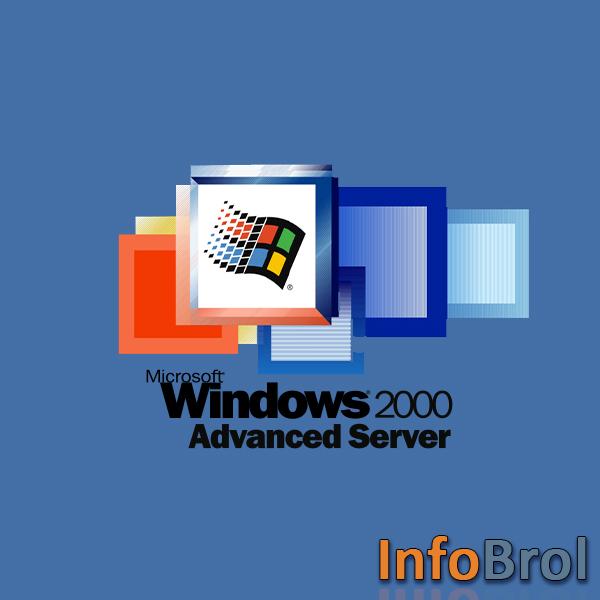 Logo van hoofdstuk Windows 2000