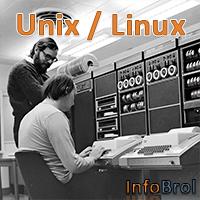 Logo du chapitre UNIX - Linux