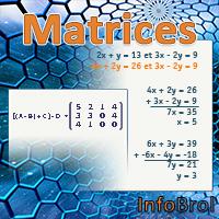 Logo du chapitre Matrices