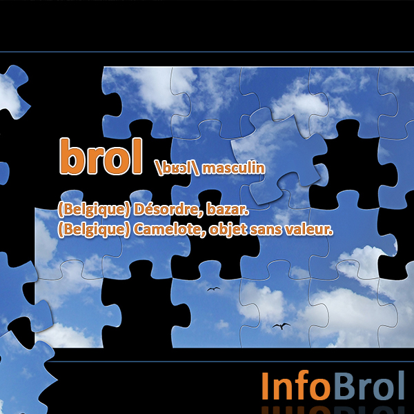Logo of chapter The brol of brol