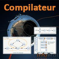 Logo du chapitre Compilateur