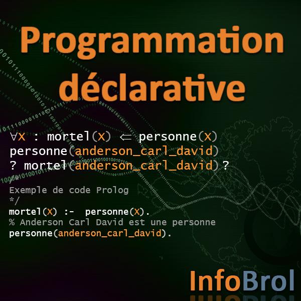 Logo du chapitre Programmation déclarative