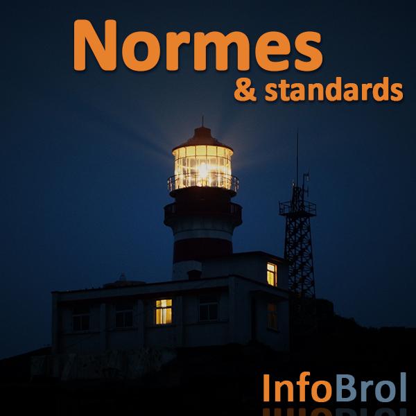 Logo du chapitre Normes et standards