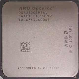 Opteron 250 troy