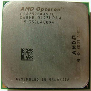Opteron 252 troy