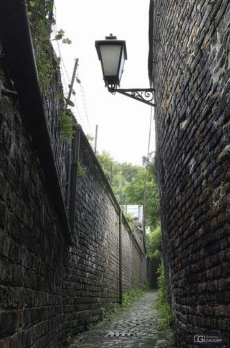 Liège, impasse Au Péri