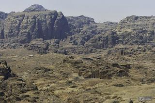 Paysage Petra - format 24*36