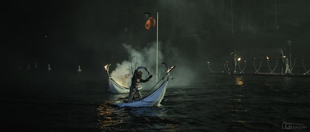 Combat onirique - Metamorphoses - Les fous du bassin