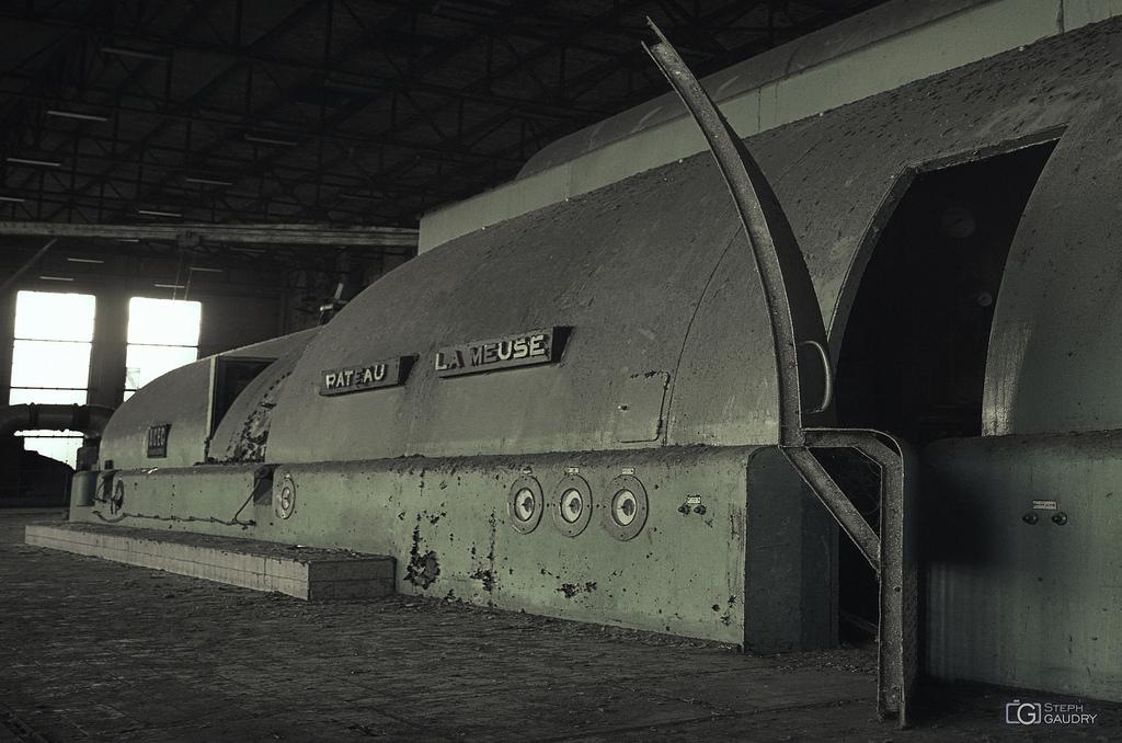 Journée portes ouvertes à la turbine ;-)