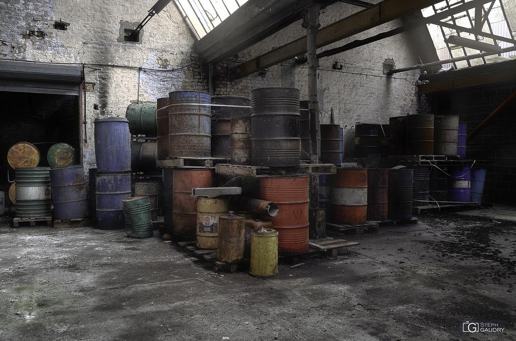 Garage Imperia - c'est pas du bidon