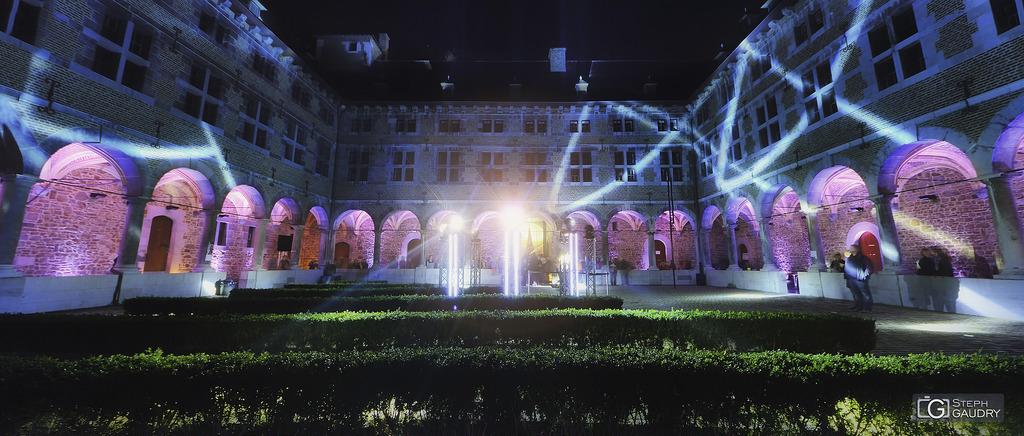 Nocturne des coteaux 2016 - musée de la vie wallonne