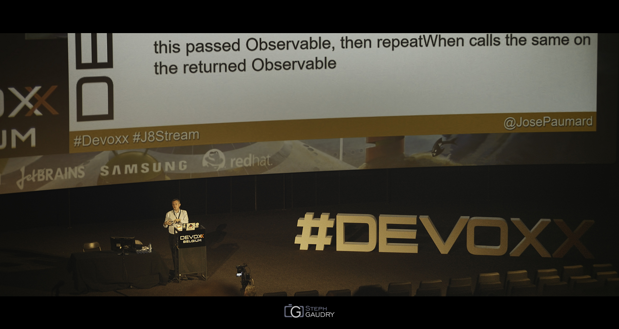 Devoxx2015 - Java 8 Stream and RxJava