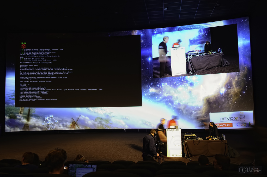 Devoxx - JavaFx devices - preparation