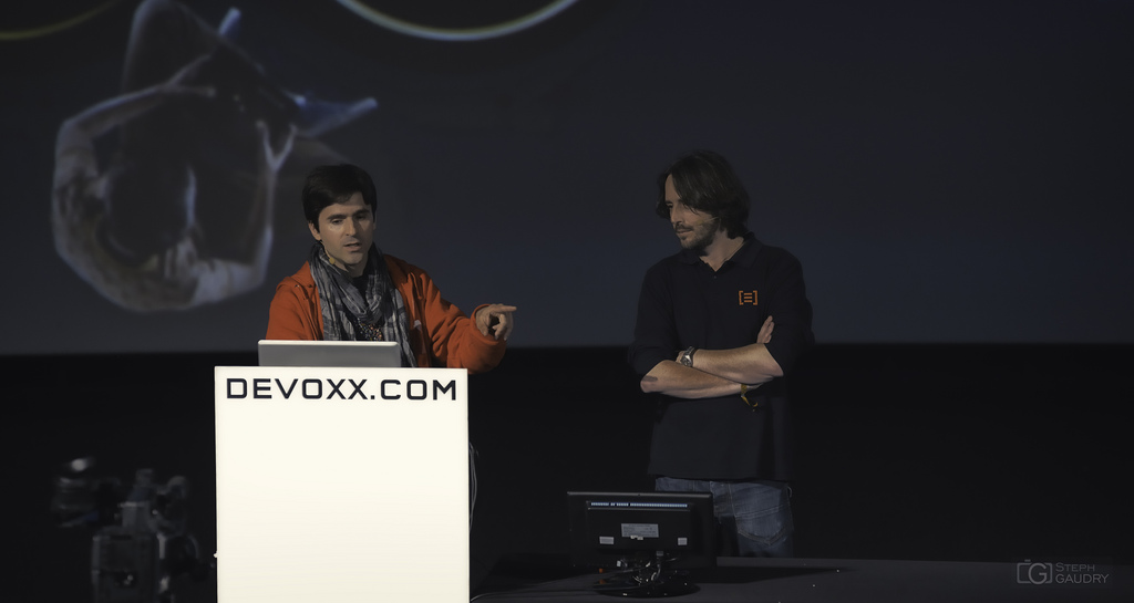 Devoxx 2014 - Martin Görner and Cyril Balit