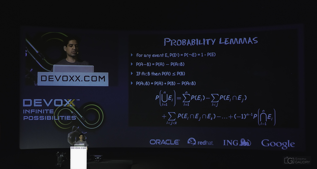 Devoxx 2014 - Probably, Definitely, Maybe