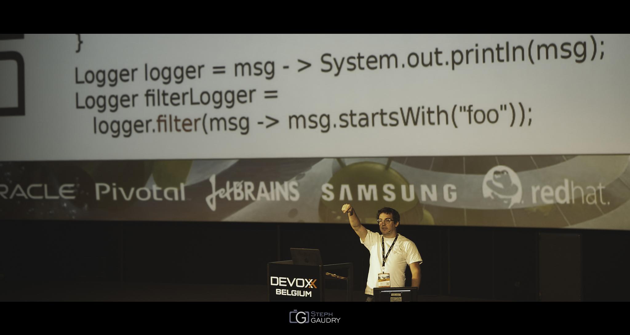 Remi Forax - Design Pattern Reloaded - Devoxx2015