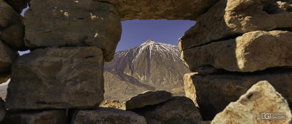 Alto de Guajara - cabane de l'astronome Jean Mascart