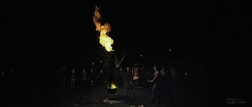 Les anciens maîtres du feu... Métamorphoses 2016