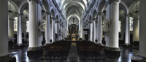 Collégiale Saint-Barthélemy à Liège