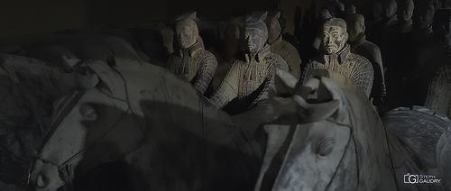 兵马俑 - Soldier-and-horse funerary statues