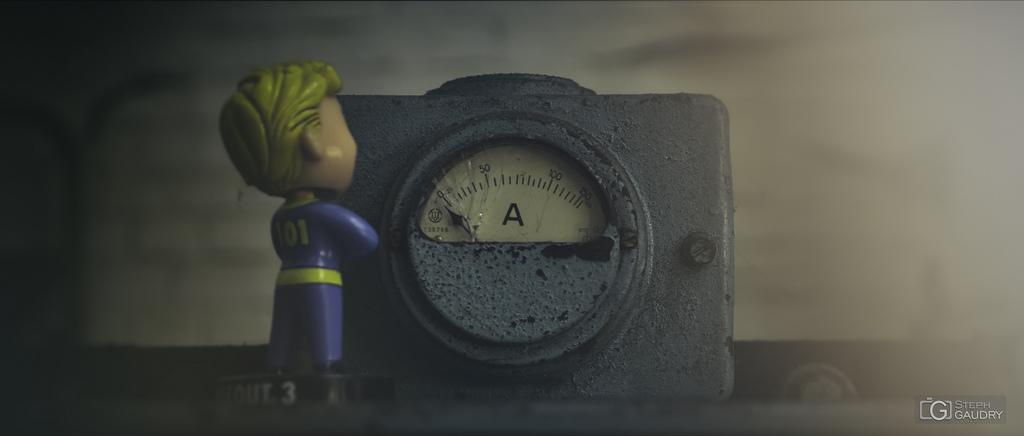 Fallout 3 bubblehead