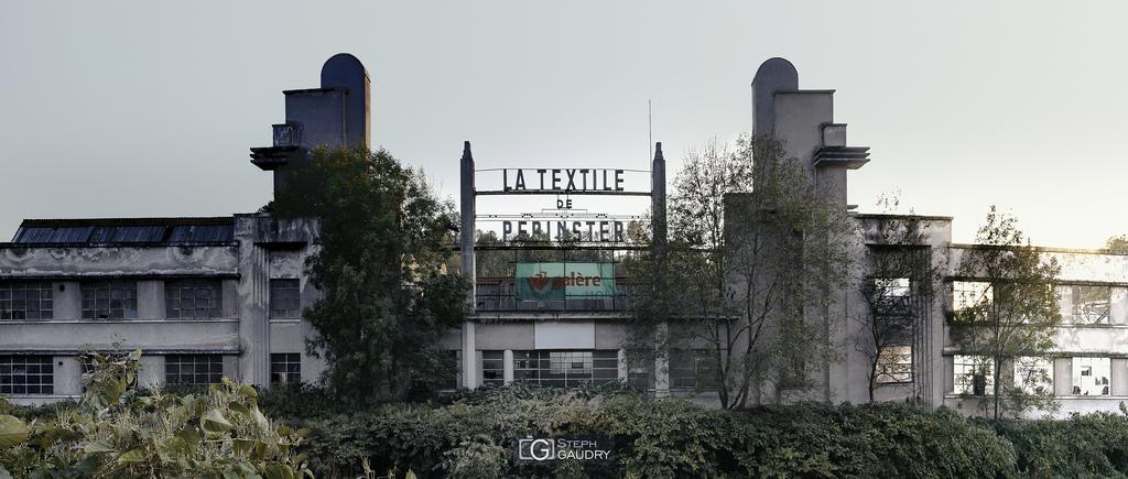 Projet Textile de Pepinster - centre