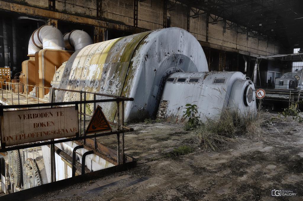 Les petites turbines