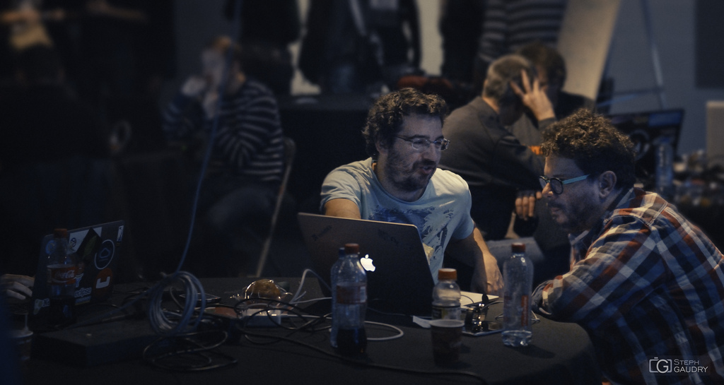 Devoxx 2014 -  no rest for the wicked