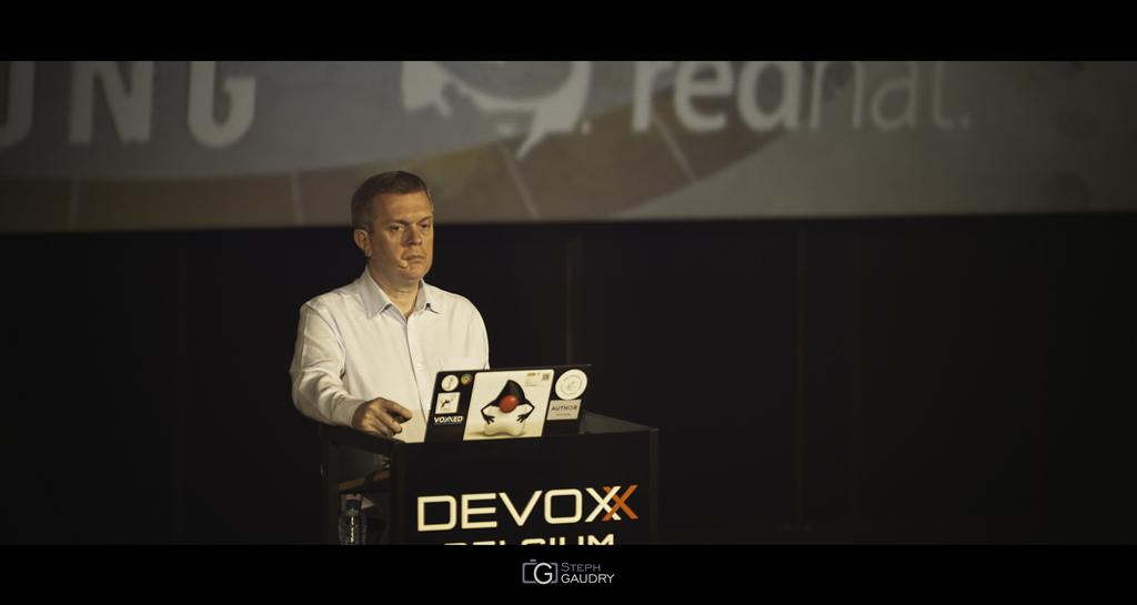 José Paumard @ Devoxx2015