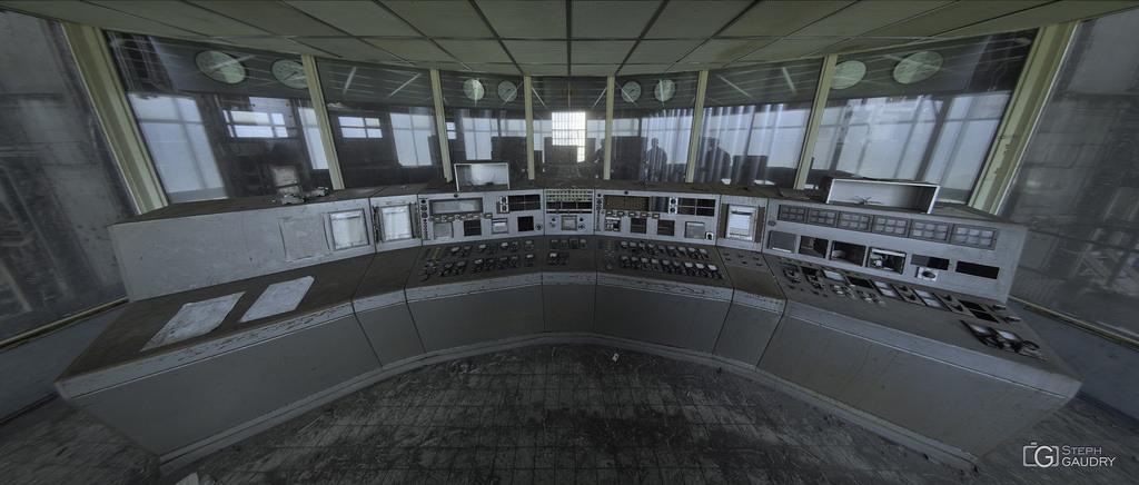 Little grey control room - revisit