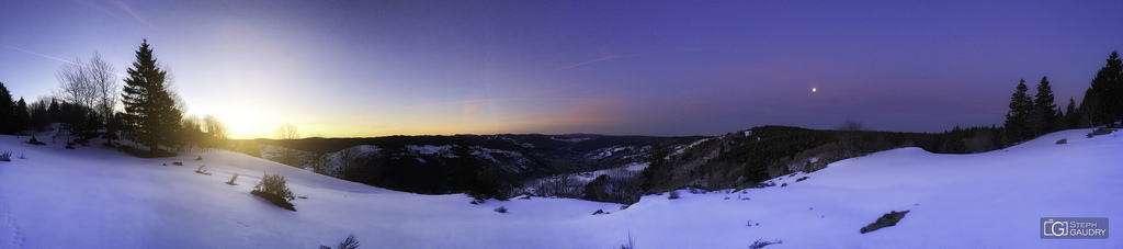 iPhone panorama - La Bresse