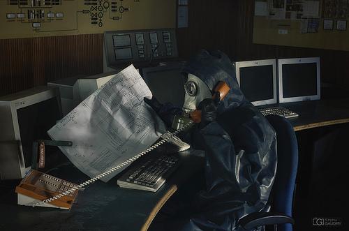 Non Seb, je n'arrive pas à localiser la grande salle de contrôle...