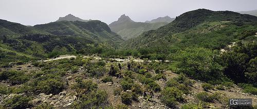 La Cruz de Hilda - Mascadalen (Camino de las Barreras)