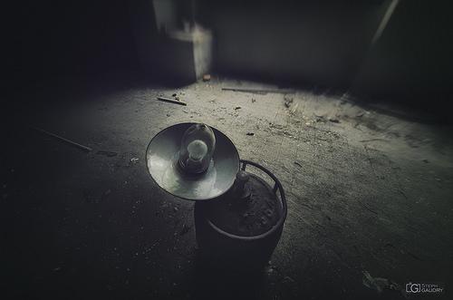 Réinvention de la lampe à gaz
