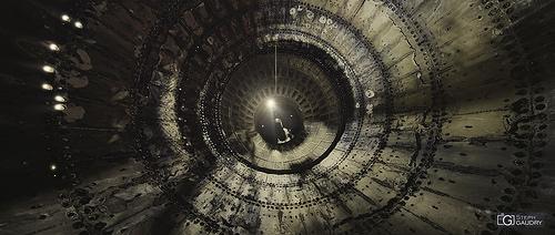 The eye of the beast - les parois du plafond